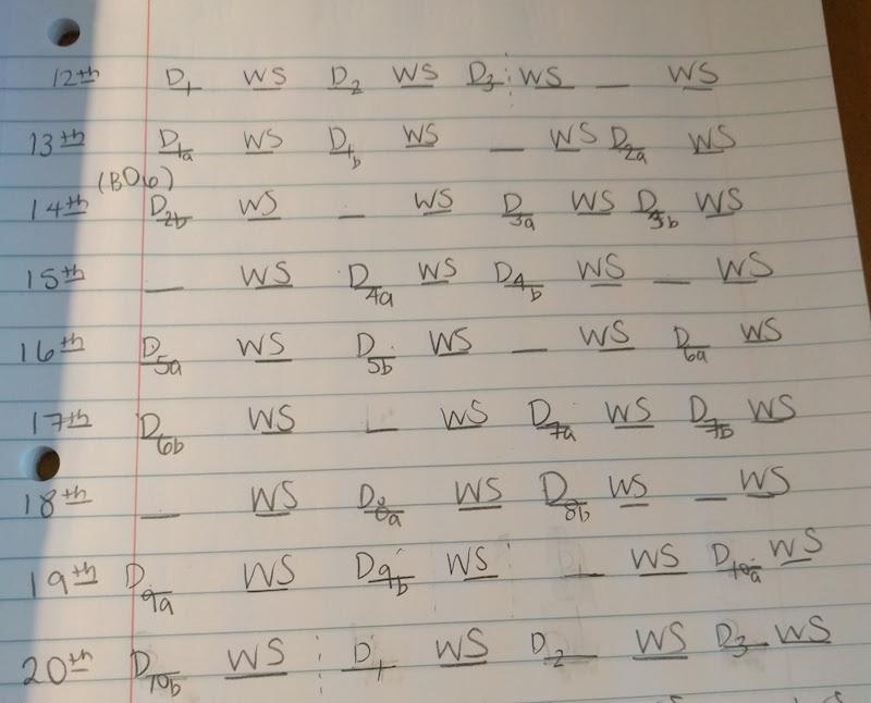 figuring out stitch math