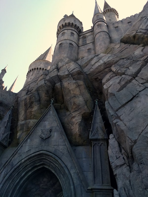 Castle at HPWorld