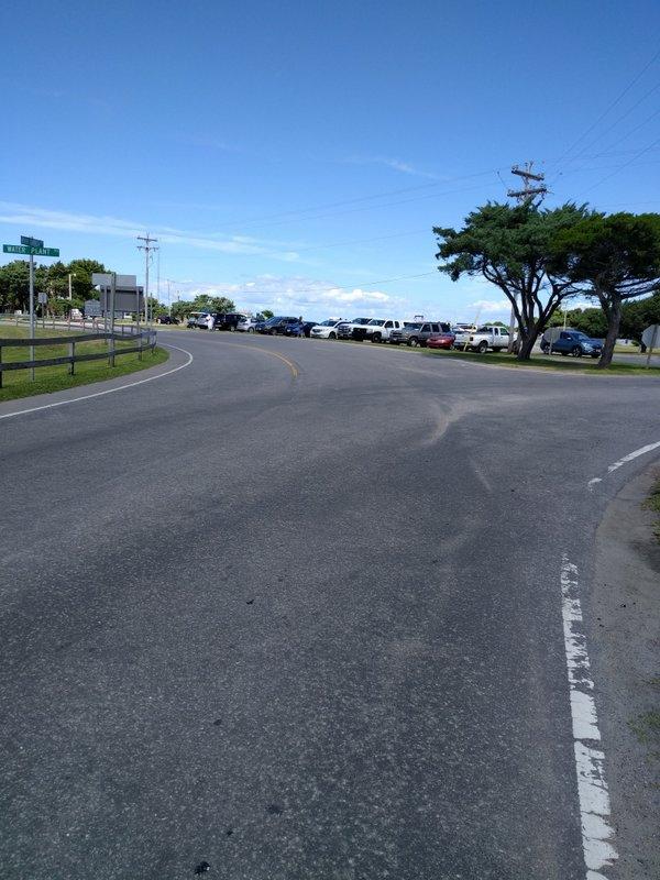 Ocracoke street