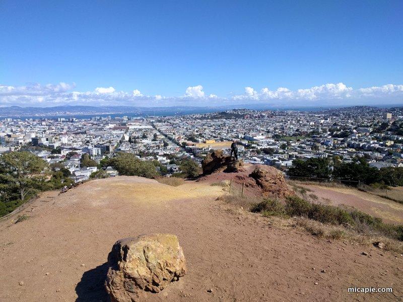 Corona Heights, SF
