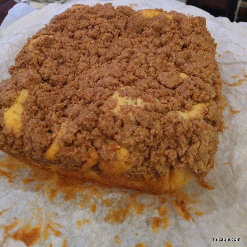 Brooklyn Crumb Cake