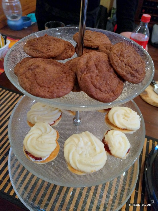 snickerdoodles & Viennese whirls